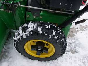 John Deere, Snowblower,TRS27&32 Snowhog Drive Wheels 480/400 8