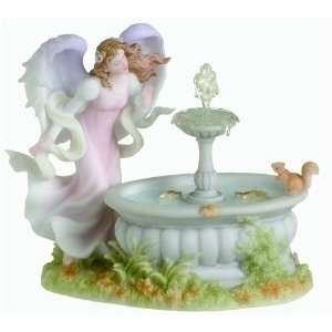 Classics   Autumn Splendor Angel Figure #78917