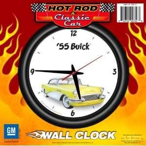 1955 Buick 12 Wall Clock   Hot Rod, Classic Car, Special