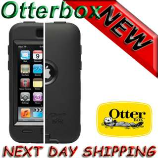NEW Otterbox 3 Layers Defender Hard Case for iPod Touch 2G/3G and 3rd