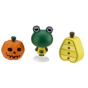Halloween Animal Crossing Figure w/ Accessory Set F 37