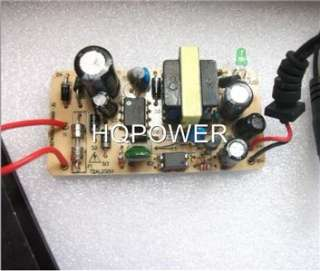 12V DC 1A High Quality regulated power supply adapter