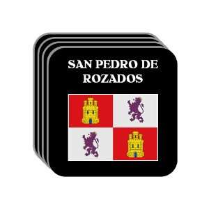 Castilla y Leon   SAN PEDRO DE ROZADOS Set of 4 Mini