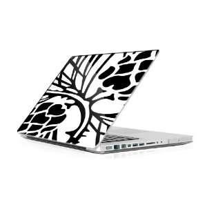 Black & White Abstract   Macbook Pro 13 MBP13 Laptop Skin