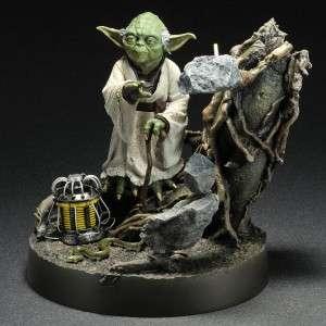 Star Wars Yoda Empire Strikes Back ArtFX Statue NEW PRESALE JULY 2012