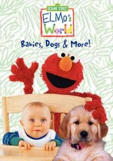 Elmos World Babies, Dogs& More (DVD)