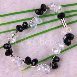 Swarovski Crystal bead Necklace Bracelet Earrings LE449