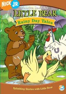 Little Bear   Rainy Day Tales (DVD)