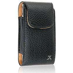 Torch 9800 Premium Leather Vertical Belt Clip Case