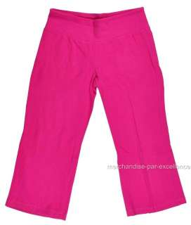 New Womens COLORADO CLOTHING Tranquility YOGA Athletic Gym CAPRI Size