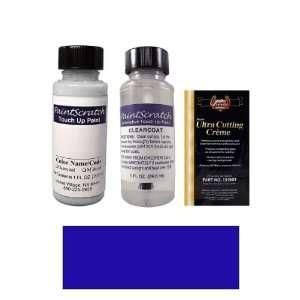 Spectrum Blue Metallic Paint Bottle Kit for 2012 Jaguar XJ (2108/JKM