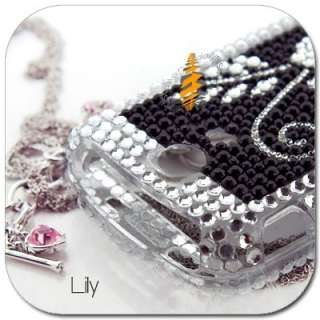 BLING CRYSTAL HARD CASE COVER SAMSUNG EPIC 4G GALAXY S