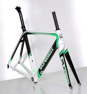 TREBISACCE SL1 BB30 CARBON ROAD BIKE FRAME SET BICYCLE Limited Ed 50cm