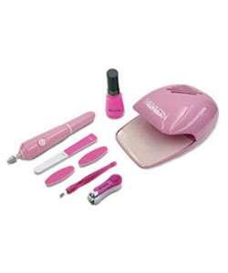 Revlon Girl Power Spa Nail Styler Gift Set
