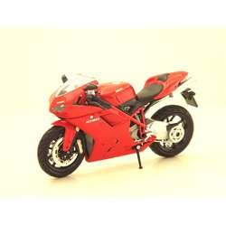Ducati 1098 Motorcycle Diecast Sport Bike