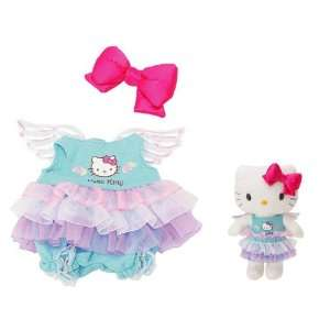 Hello Kitty Dress Me Angel (Outfit Only) Toys & Games