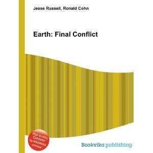 Earth Final Conflict Ronald Cohn Jesse Russell Books