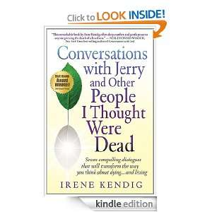 Conversations with Jerry and Other People I Thought Were Dead Seven