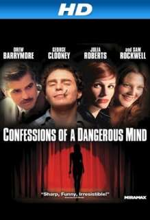 Confessions Of A Dangerous Mind [HD] Sam Rockewell, Drew