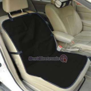 Pet Dog Cat Car Seat Cover Waterproof Hammock Black NEW