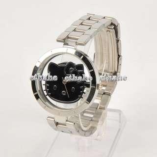 HelloKitty Stainless Steel Wrist Watch Black E1GKI8