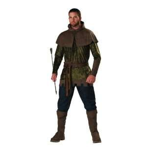 Incharacter Costumes IC11029 XL Mens Epic Robin Hood Costume Size X