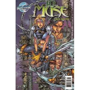 10th Muse Cover Gallery Number 1 Comic: Darren Davis