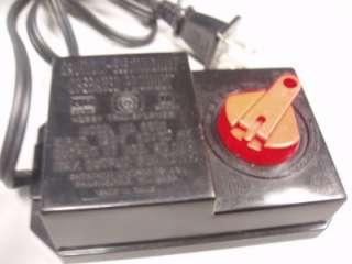 bidding on a BACHMANN #6607 HOBBY TRANSFORMER   HO/ N TRAIN   POWER
