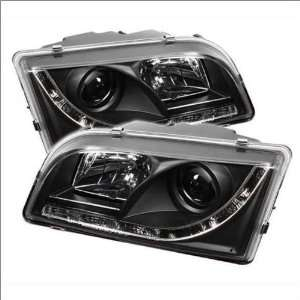 Spyder Projector Headlights 99 03 Volvo S40: Automotive