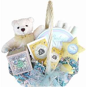 Beary Special Basket   Baby Boy Gift Basket Toys & Games