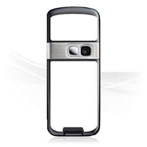 Design Skins for Nokia 6070   White Design Folie