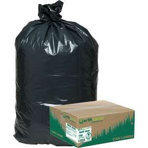 Commercial Heavy Trash Bags 40 45 Gal 100ct