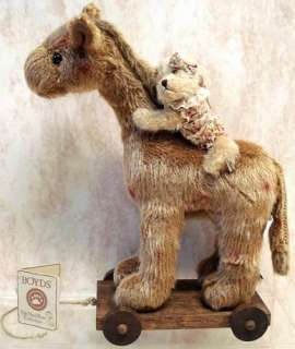 BOYDS BEARS Pattie McBearsley PLUSH March IRISH 4016881