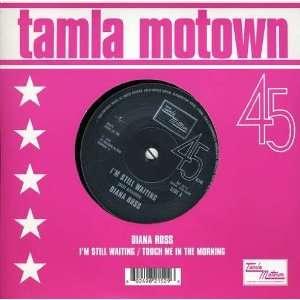 Im Still Waiting/Touch Me [Vinyl]: Diana Ross: Music