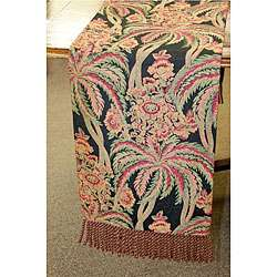 Tropical 80 inch Table Runner