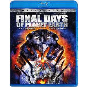 Final Days Of Planet Earth (Blu ray) (Widescreen) Blu