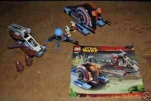 7258 LEGO STAR WARS WOOKIEE ATTACK Complete