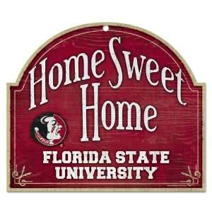 Florida State Seminoles Official 11x9 NCAA Wood Sign