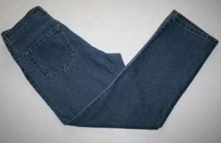 D86 GLORIA VANDERBILT Amanda Stretch Jeans SZ 12 Petite Short