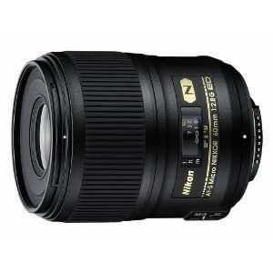 Nikon 60mm f/2.8G ED AF S Micro Nikkor Lens for Nikon DSLR
