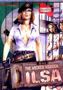 ILSA 4: The Wicked Warden 1977 [Dyanne Thorne] DVD NEW