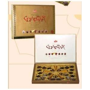 Spartak Russian Chocolate Candy Gift Box Net Weight 350g.