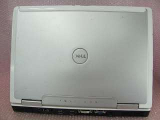 Dell Inspiron E1705 Core Duo 1.86GHz 1280MB Laptop Parts Repair Ac