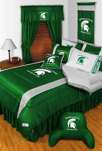 MICHIGAN STATE SPARTANS *BEDROOM DECOR* *MORE ITEMS*