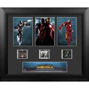 Iron Man 2 (Series 1) Framed Three Cell Standard Film Cell