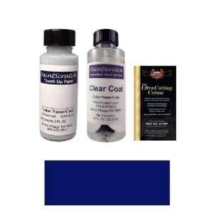 2 Oz. Midnight Blue Metallic Paint Bottle Kit for 2009