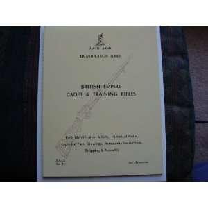 Sais Number 16 British Empire Cadet and Training Rifles