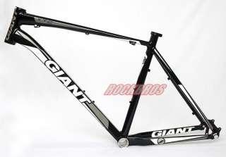 2012 GIANT MTB XTC FR Frame Size 22 XL Black/White/Silver