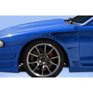 1994 1998 Ford Mustang GT500 Widebody Front Fenders Automotive