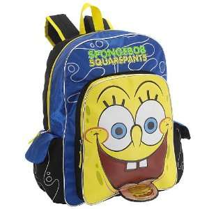 Nickelodeon Spongebob Squarepants Light up Tongue Backpack